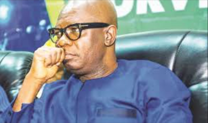 Ondo petitions police over refusal of ex-Deputy Gov to return official vehicles