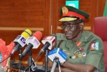 Irabor: Media should tone down reportage of insecurity
