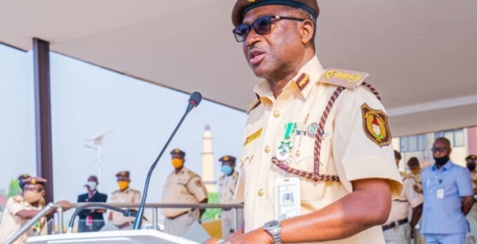 Over 1.5 million people passed through national borders in 2020, says NIS comptroller general