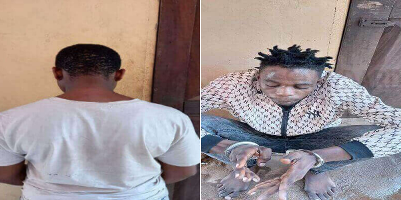 How 19-year-old abducted 16-year-old girl he met on Facebook, raped her twice daily for seven days