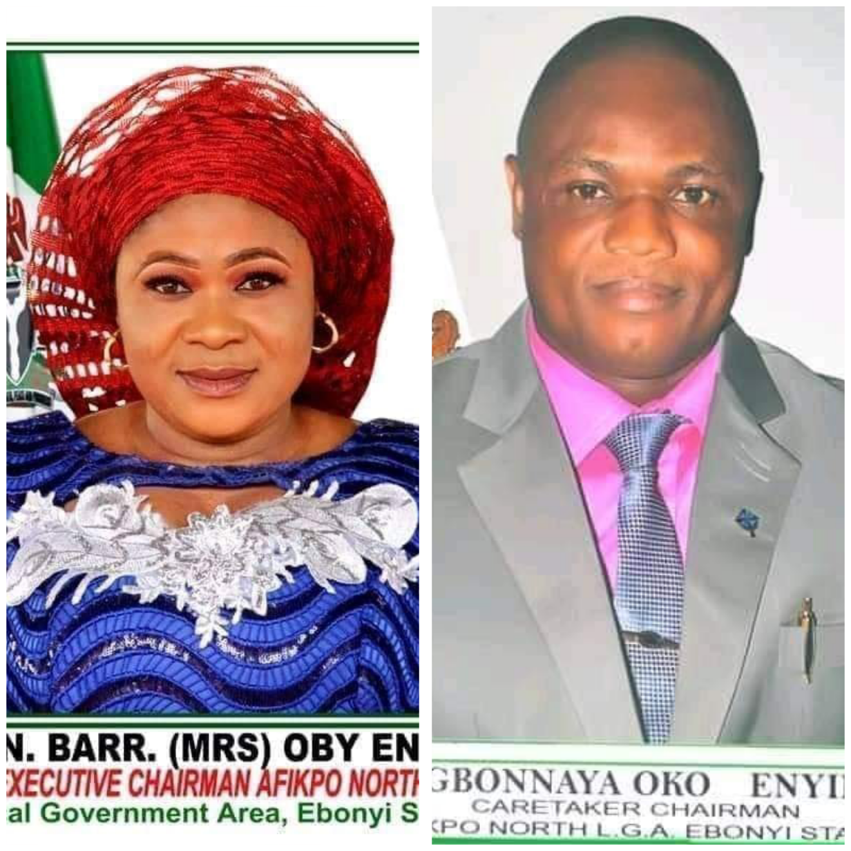 UPDATE: Resorting to blackmail is cheap – Sister to Ebonyi Gov, Umahi's ex-aide reacts