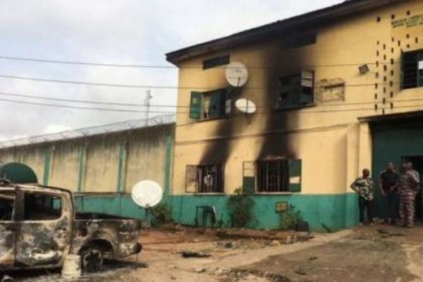 Imo jailbreak: 6 of the escapees have returned voluntarily – Nigerian Correctional Service says