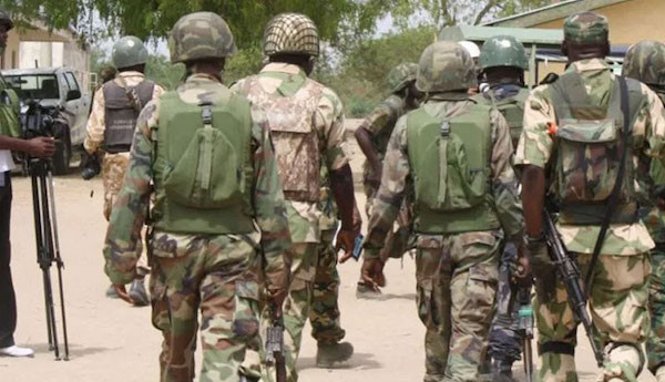 Attacks On Security Operatives: Military Launches Aerial Bombardment On Ex-governor, Akpabio's Community