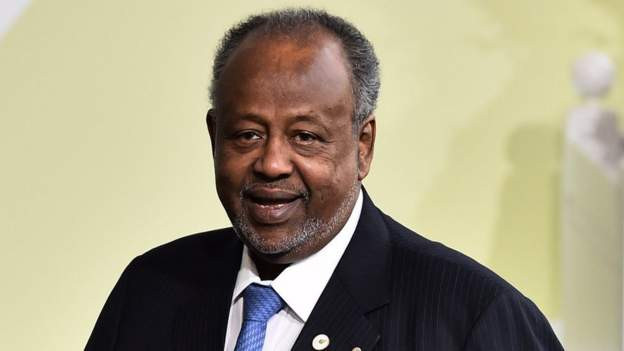 73-year-old Omar Guelleh re-elected as Djibouti President for 5th term