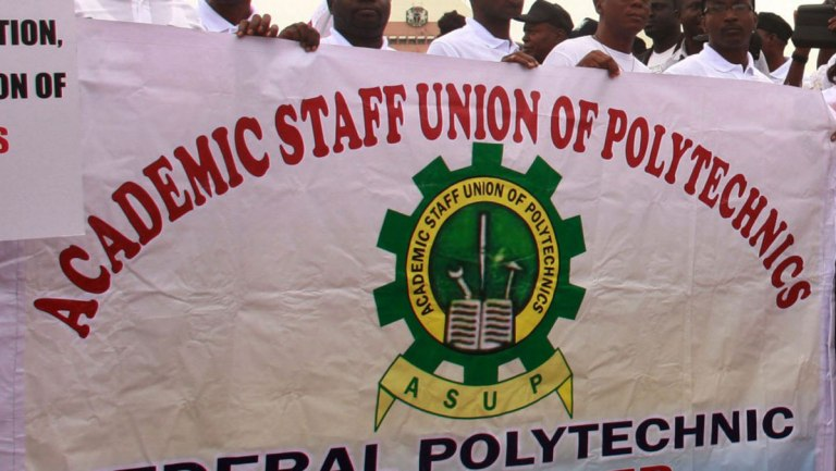 ASUP to sustain strike despite N15bn offer from FG