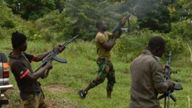 Bandits attack military camp in Niger state, kill soldiers