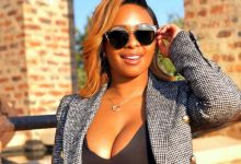 Boity Thulo helps struggling lady with R1800 for her rent