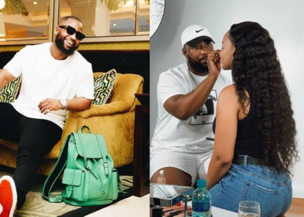 Cassper Nyovest joins Mihlali Ndamase in beauty business