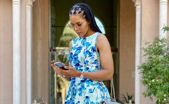 Rockville5: Connie Ferguson thanks fans for their endless support