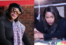 Dawn Thandeka King officially announces departure from 'Uzalo'