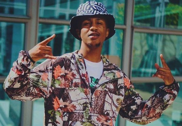 Emtee reacts to his new album, 'Logan' topping number one on HipHop album in the country