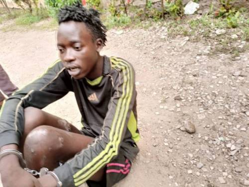 Suspect narrates how Fulani men recruited him into kidnapping gang in Ibadan