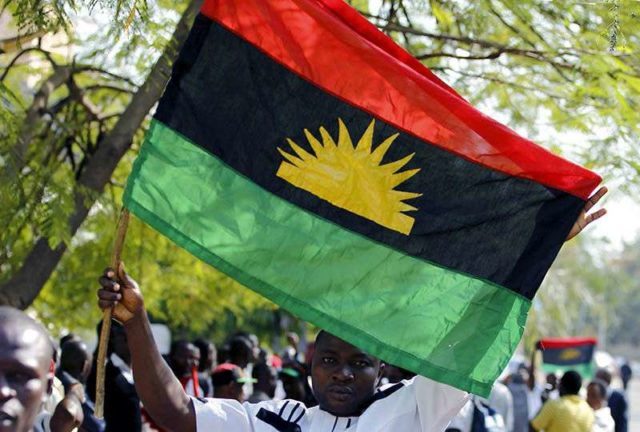 We don't buy arms but we produce them locally, IPOB discloses