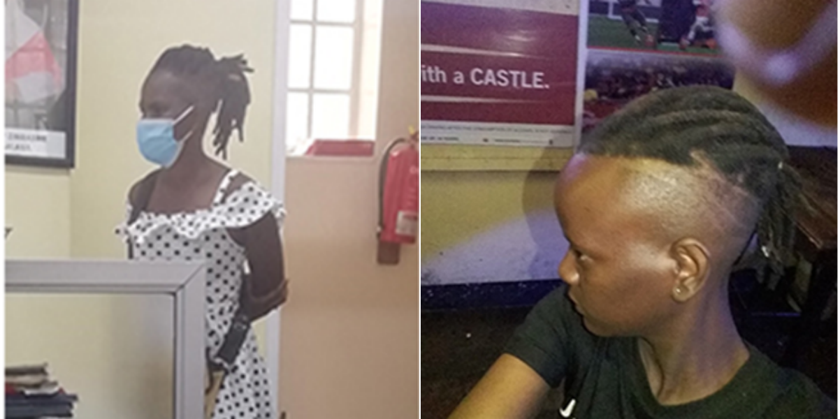 Zimbabwean lesbian seeks for protection against ex-lover who she accused of stalking and threatening her