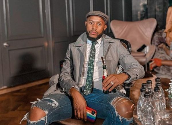 Mohale bags ambassadorship deal with 'Finery Gin'