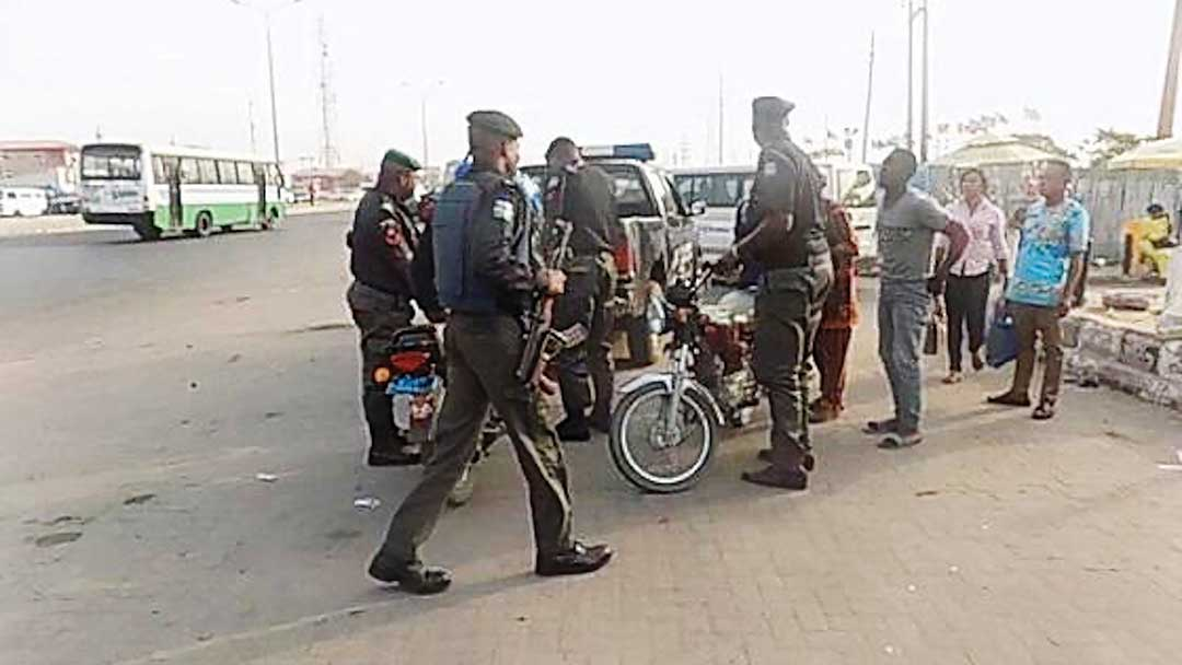 Police react to viral video of Okada riders attacking officers in Lagos