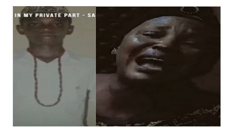 Video: Woman explains how her son was allegedly shot dead in her presence by police officers in Rivers state