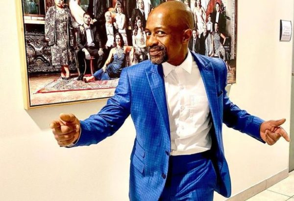All you need to know about Connie Ferguson's former husband