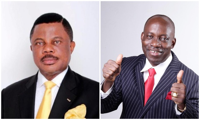 Anambra Guber poll: Soludo reveals why Obiano wants to hand over to him