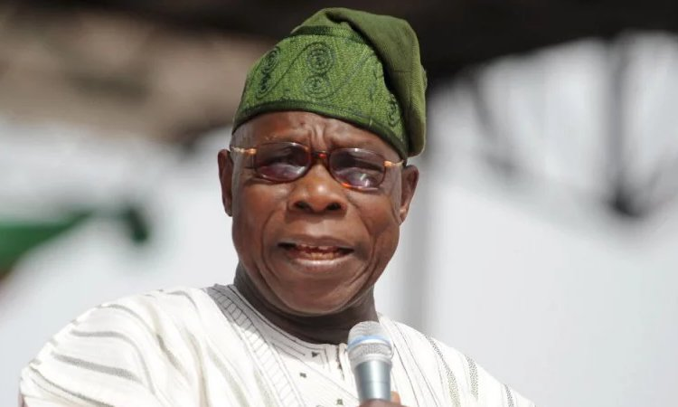 Obasanjo reacts to Nigeria's current security situation, says it won't consume us