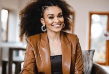 Pearl Thusi throwsback to amazing moment in Thailand (Photo)