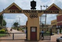 Ondo College of Education bans students from driving cars, power bikes on campus