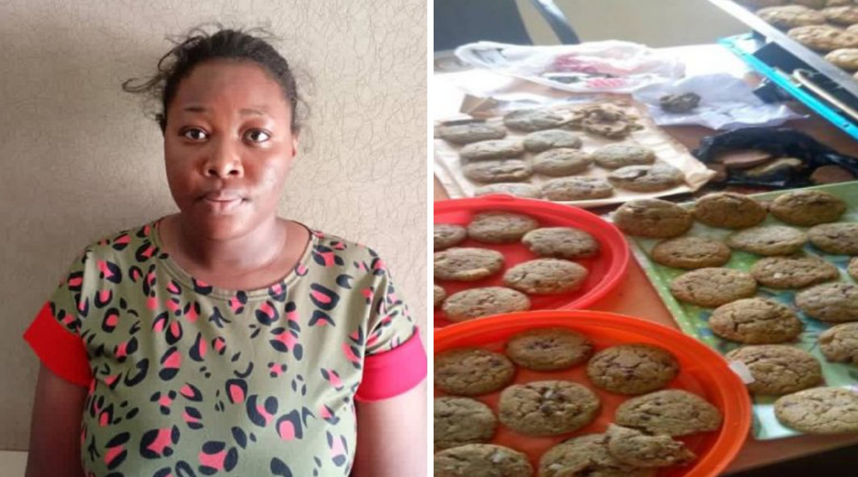 Abuja: NDLEA arrest undergraduate who produces, sell drugged cookies to school children