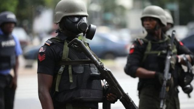 Police rescue abducted Chinese nationals in Ogun