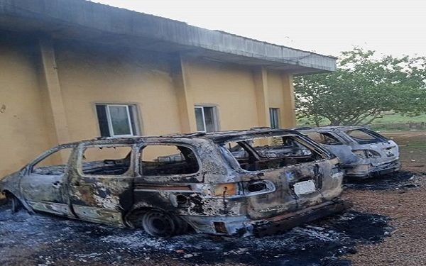 How gunmen blew up Abia police station with dynamite