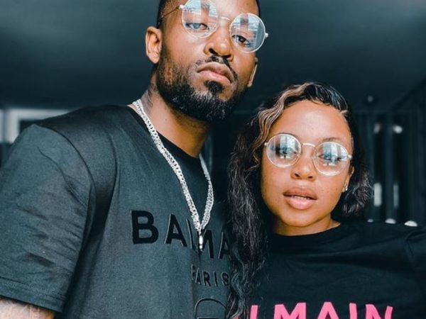 Prince Kaybee and bae, Zola takes love to the field – Video