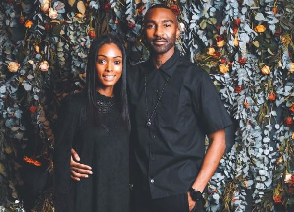 Riky Rick and wife make fashion statement in Maxhosa outfits