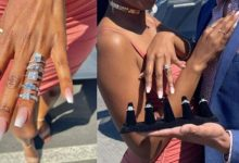 Mzansi reacts to man who engaged fiancée with 5 rings