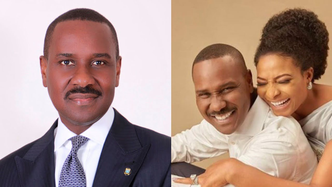 VIDEO: Pastor Ituah Ighodalo speaks on remarrying after wife's death