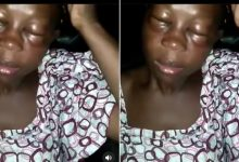VIDEO: Husband allegedly beats wife for starting small business without his consent