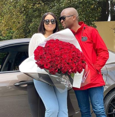 """Cashflow Ngcobo engages girlfriend: """"She said yes"""""""