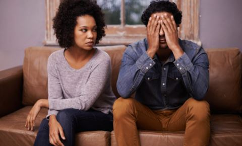 4 alarming signs your partner is not over their ex