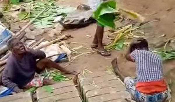 98-year-old woman develops mental challenges after being tortured over alleged witchcraft in Delta