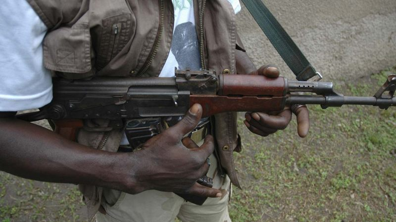 Bandits invade another military camp in Niger