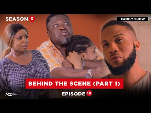 Behind The Scene Part 1 - (Family Show)
