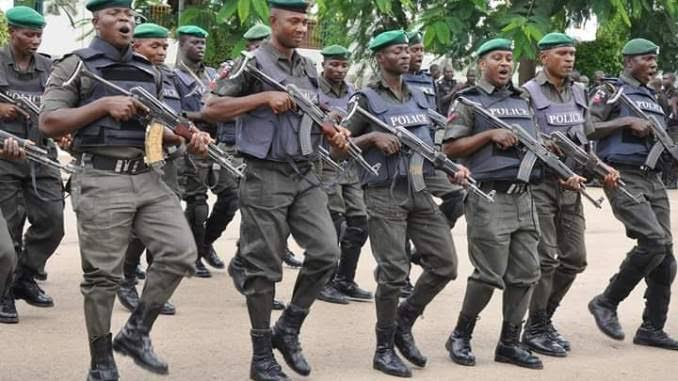 BREAKING: SWAT officers deployed to State Commands across Nigeria after completion of training exercise
