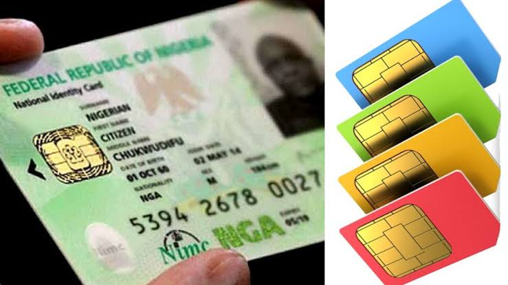 BREAKING: FG lifts ban on registration of new SIMs