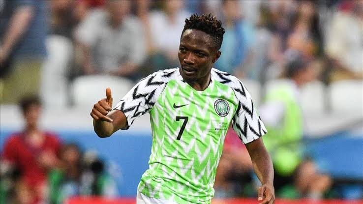 Super Eagles captain, Ahmed Musa donates N2m to Kano school
