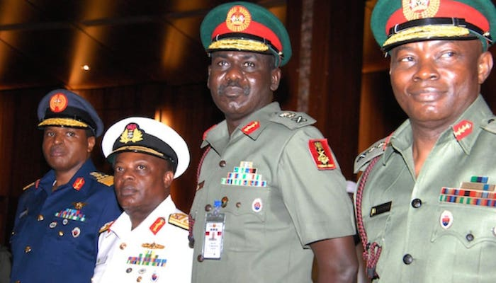 Incorporate Buratai, other past service chiefs in security architecture, group tells Buhari