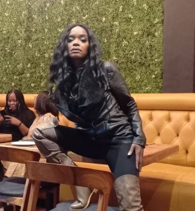 Kuli Roberts congratulates Thuso Mbedu, throws shade at other celebrities