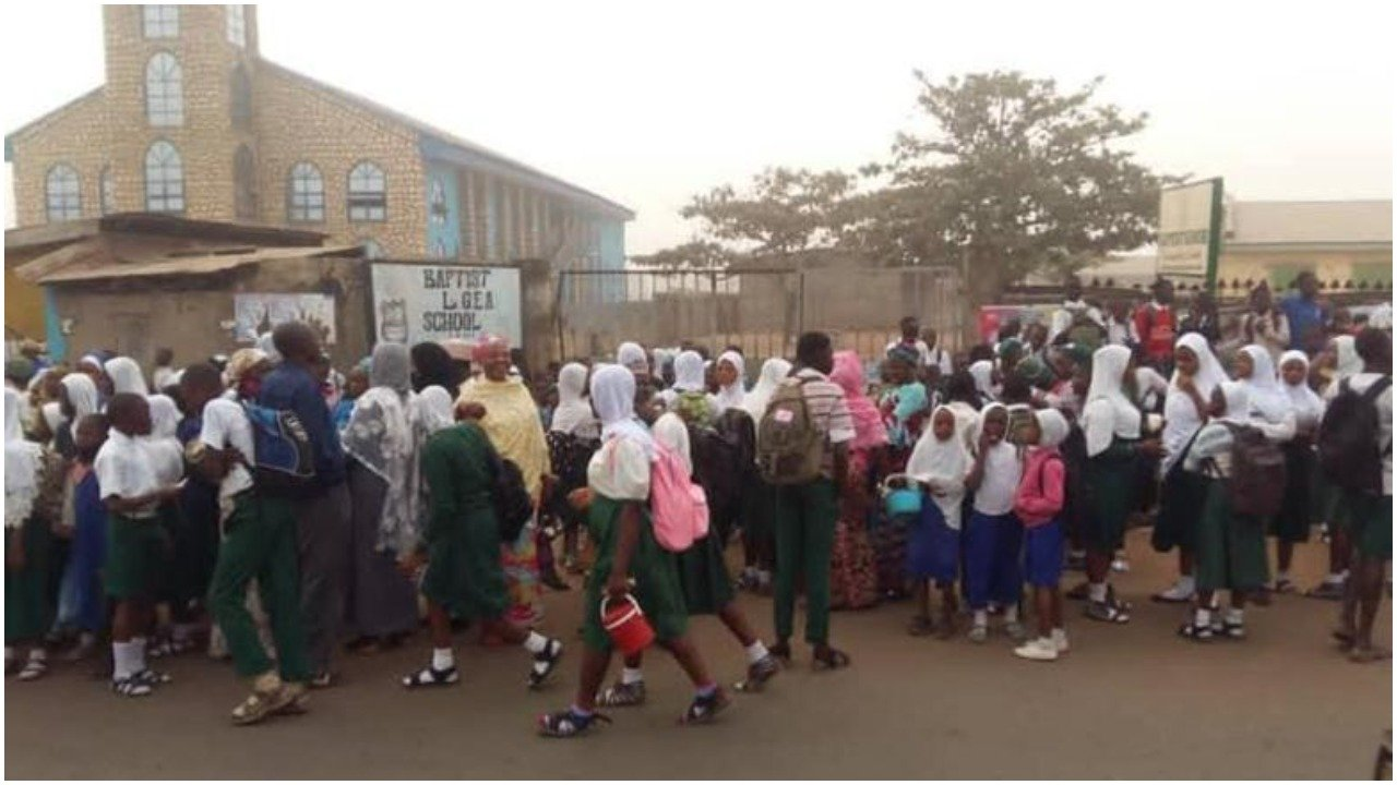 Hijab controversy: Kwara govt announces date for commencement of classes in 10 affected schools, others