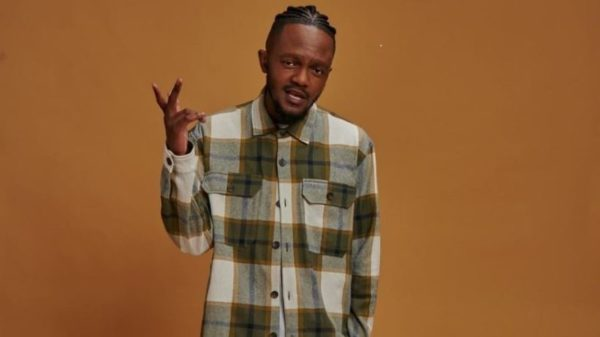 """Kwesta drops track and feature list for his upcoming album, """"God Guluva"""""""