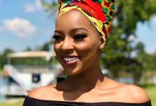 Lorraine Moropa acquires a new house