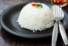 Here's how to eat rice while on a weight loss diet
