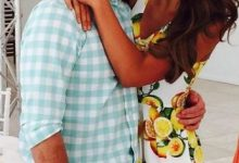 Rolene Strauss pens down beautiful message to hubby, Daniel as he celebrates birthday today