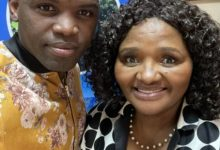 Siv Ngesi extremely proud of his mother as she becomes a published author